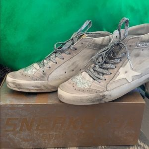 Golden Goose High /mid rise sneakers